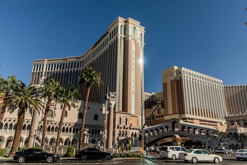 The Venetian Resort in Las Vegas. The city has struggled to bounce back from the pandemic, which has hurt tourism and its convention business, but MGM Growth Properties is unfazed over the Venetian casino's potential.