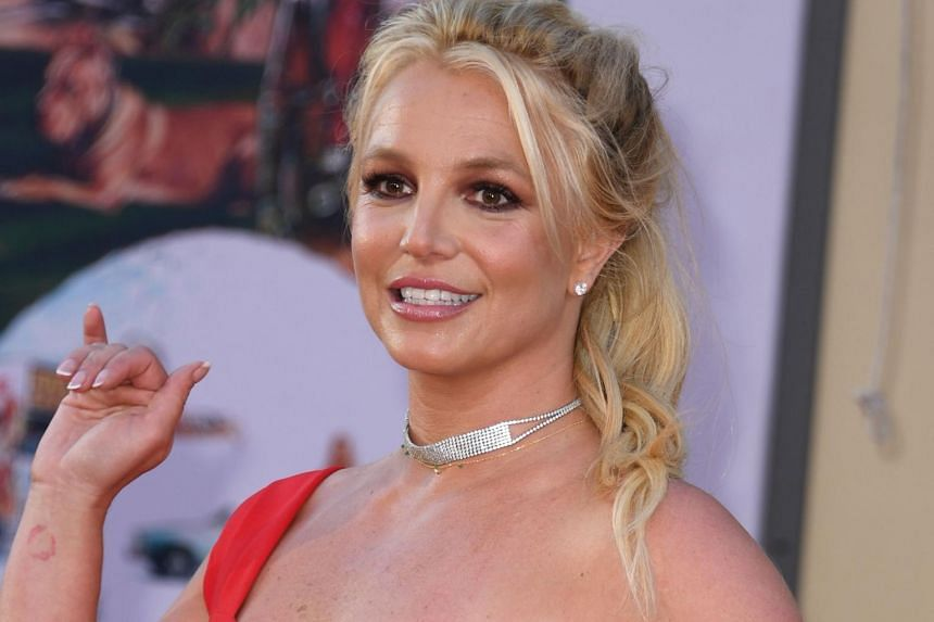 Britney Spears says she's the 'happiest' she's ever been
