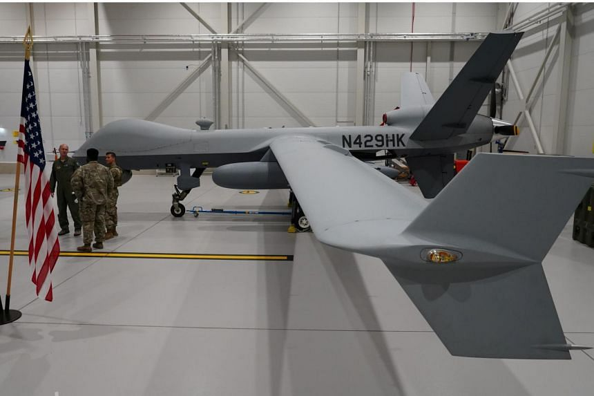 The drones deal comes on the heel of several other major arms packages to Taiwan announced in recent weeks worth US$4.2 billion.