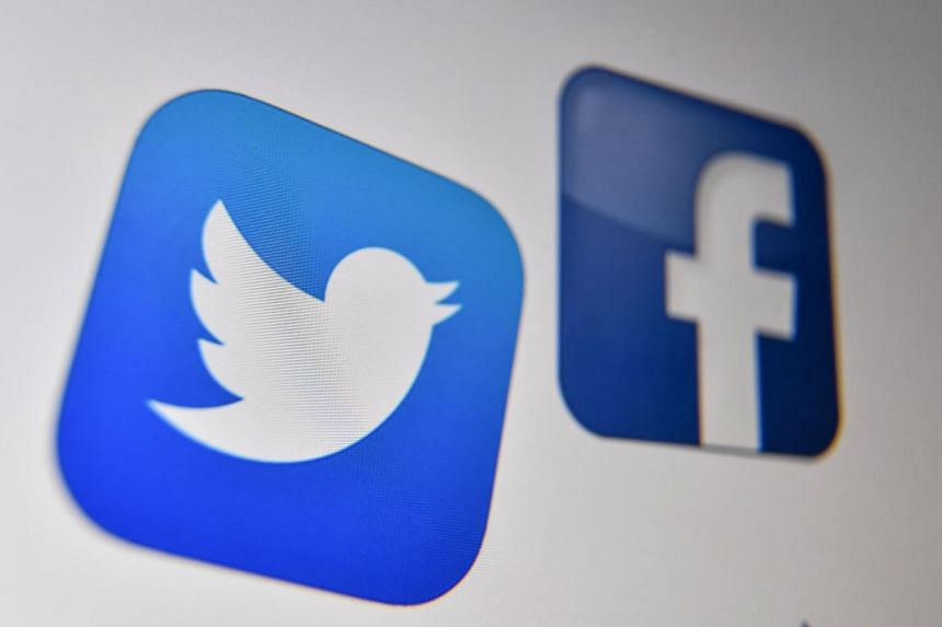 Both Twitter and Facebook had earlier vowed action on posts by candidates trying to declare early victory.