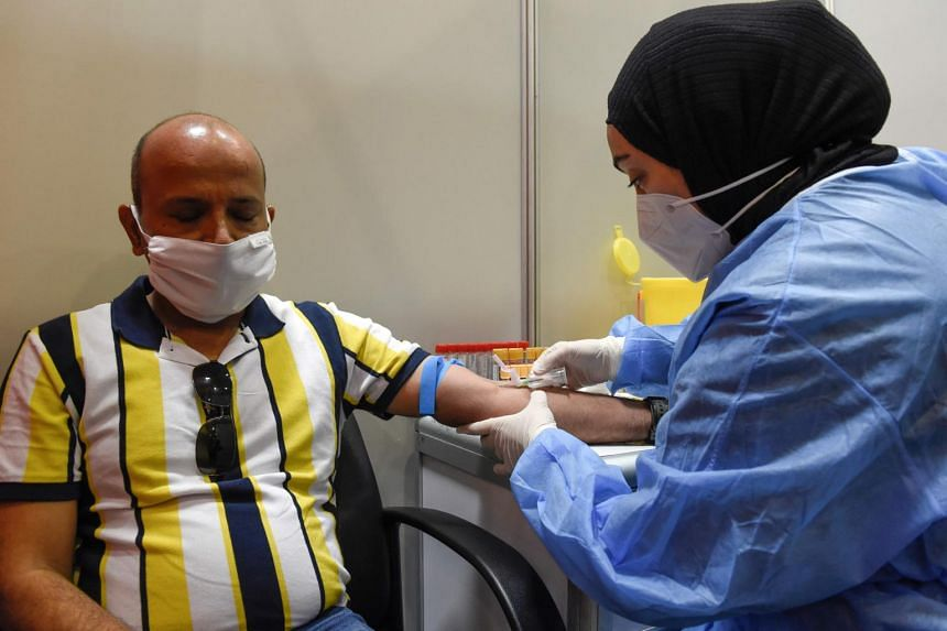 Around 7,770 people have so far volunteered in the Phase III trials in Bahrain.