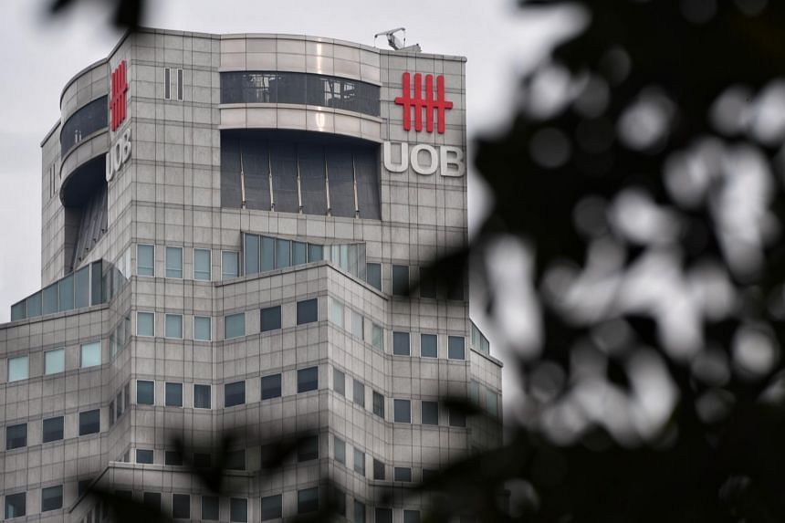UOB's total operating expenses decreased 13 per cent to $1.01 billion on cost management.