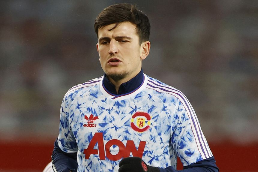 Struggling Man Utd have leaders, insists Maguire