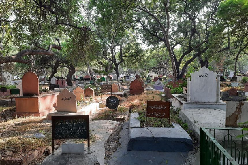 Rapid development in and around Indian cities has shrunk the space for the dead, and the pandemic exacerbated the problem.