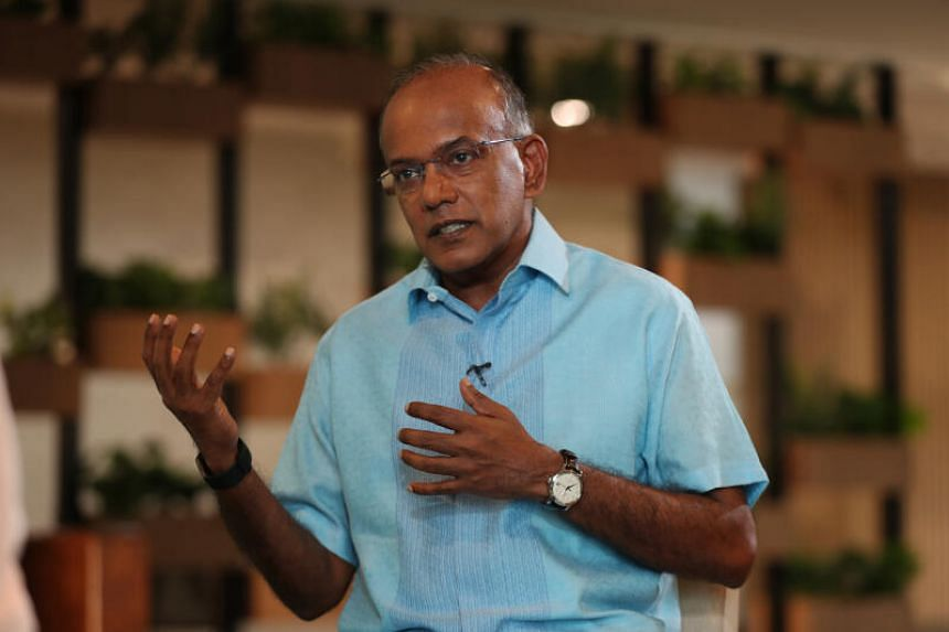 Mr Shanmugam had cited the police force's manpower crunch as one reason for the lapses in investigating Ms Parti's case.