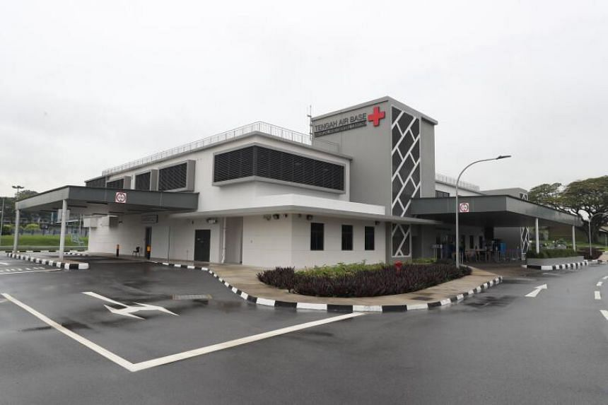 The Tengah Air Base medical centre will be trialling new technologies.