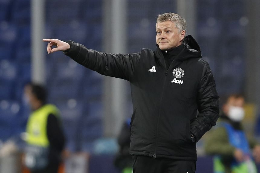 Solskjaer said the performance against the hard-working Turkish side was not good enough.
