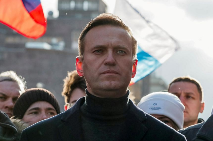 Alexei Navalny has claimed that President Vladimir Putin was personally responsible for the poisoning.