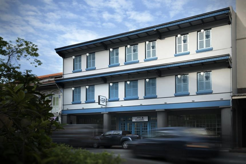 Hotel Classic by Venue, located in Joo Chiat, offers the quintessential hotel experience at a fraction of the price.