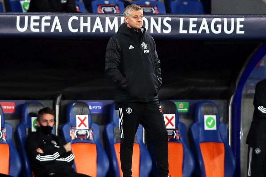 Solskjaer: Man United 'were set up to fail' by fixture list