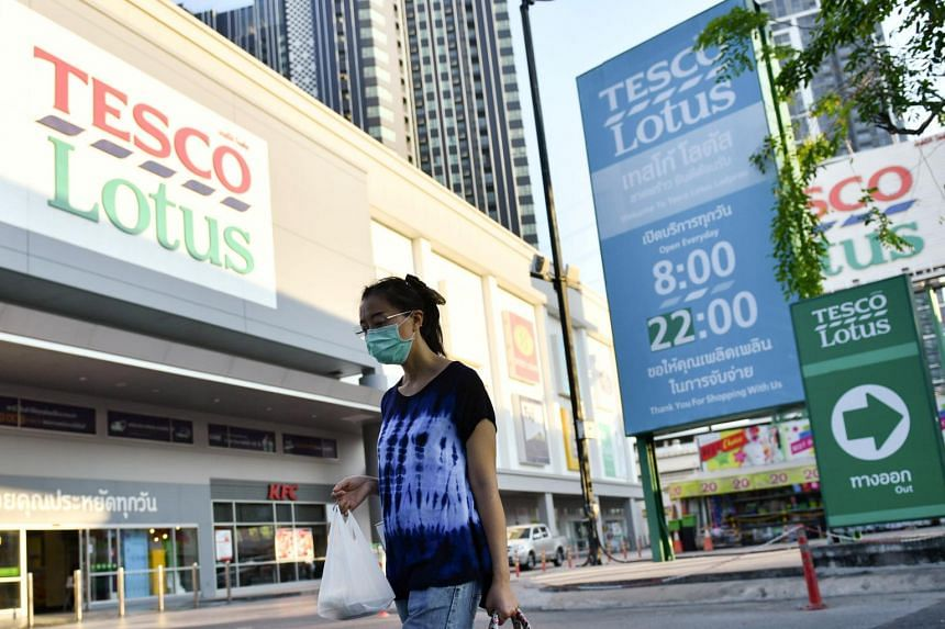 The agency's approval marks the exit of Tesco's 22-year-presence in Thailand under the Tesco Lotus brand.
