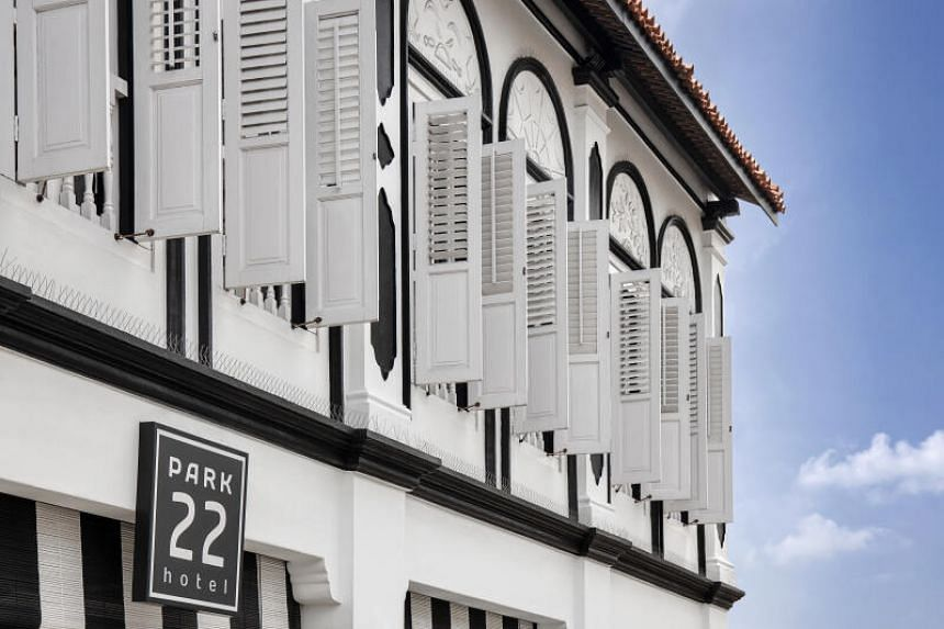Park 22 Hotel Little India was opened in 2016.