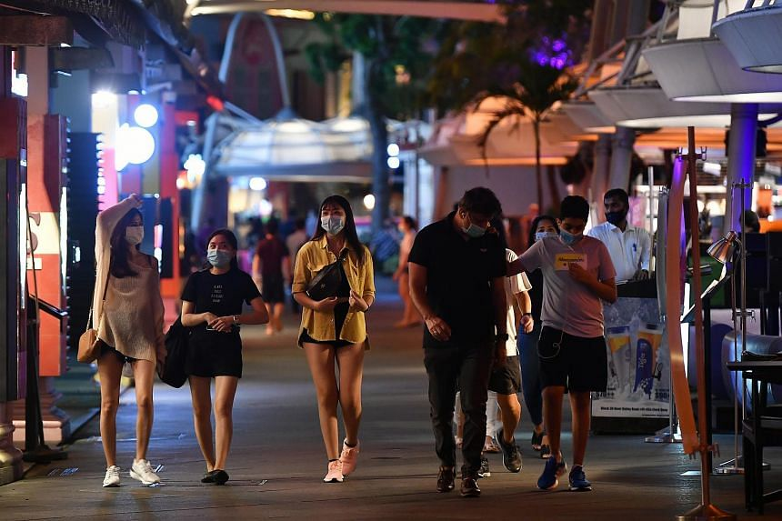 The Government announced a pilot scheme and support measures for the nightlife industry to help the struggling sector, on Nov 6, 2020.