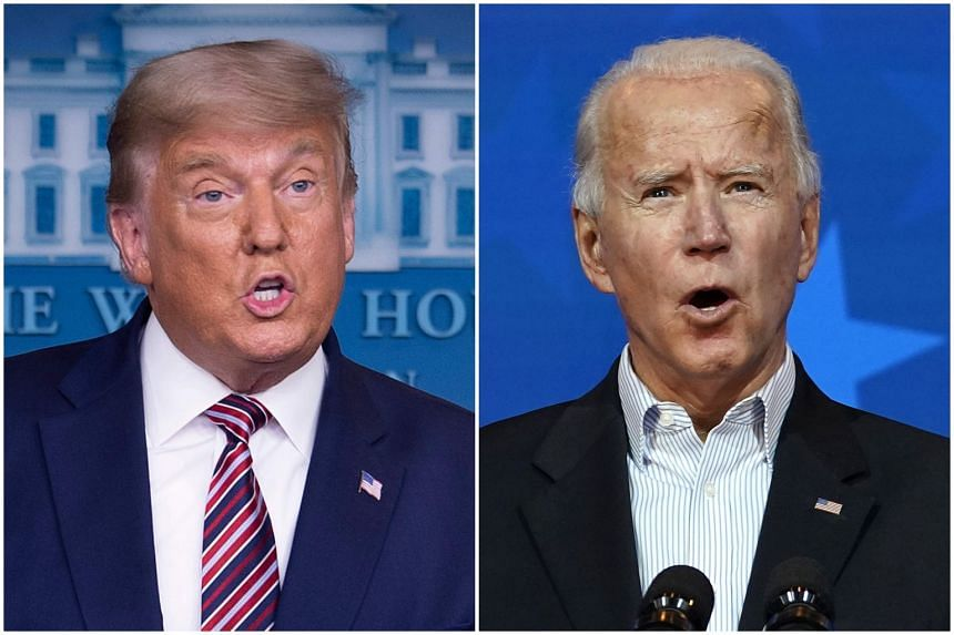 US Democratic presidential nominee Joe Biden overtook President Donald Trump in the battleground state of Georgia, with 99 per cent of the votes tabulated.