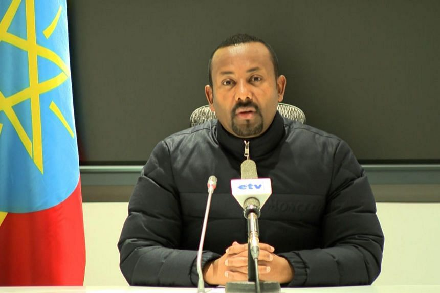 Prime Minister Abiy Ahmed's government is mobilising troops from around the country and sending them to Tigray.