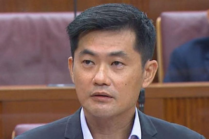 MR DESMOND TAN, Minister of State