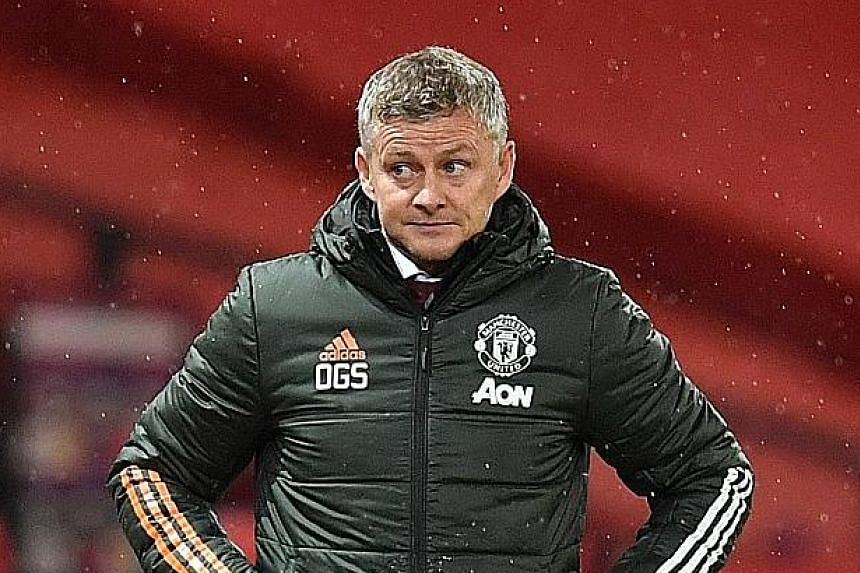 'The tree is growing': Solskjaer calls for patience at Man U