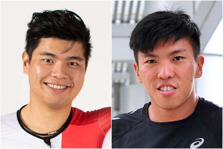 Former national track cyclist Ang Kee Meng and former national sprinter Gary Yeo joined the respective national sports associations to help the future generation.