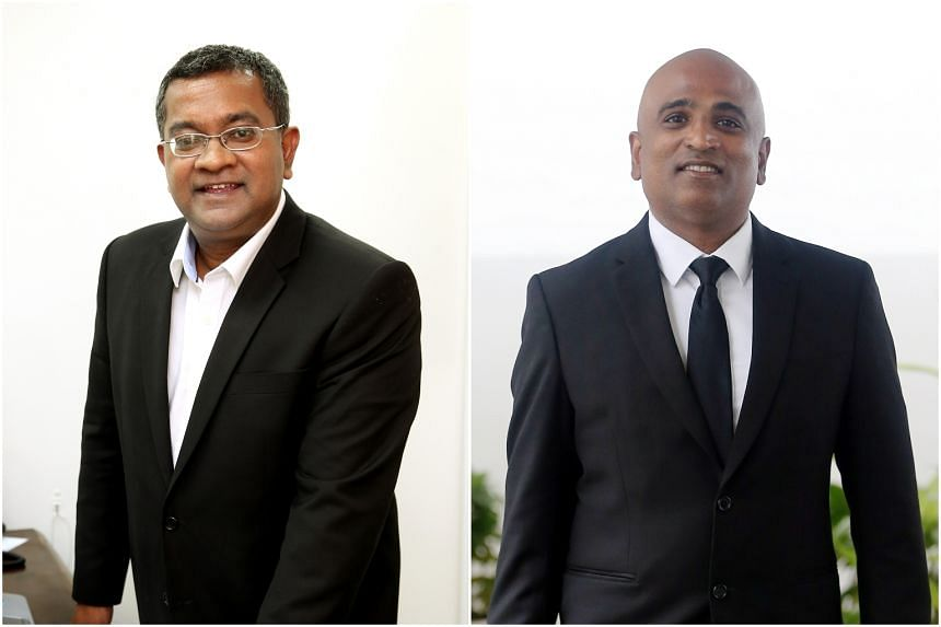 The allegations against lawyer Eugene Thuraisingam (left) was first made three years ago by lawyer M. Ravi in 2017 in a Facebook post.