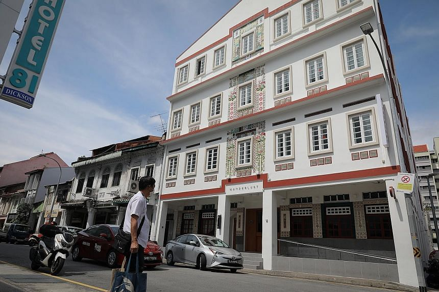 Wanderlust, one of three hotels under 8M Real Estate, has been closed ever since Singapore entered the circuit breaker in April. Meanwhile, its staff have been going for skills upgrading courses.