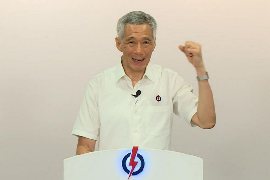 PM Lee assured Singaporeans that leadership renewal remains one of his top priorities, and reiterated his intention to see the country through the crisis.