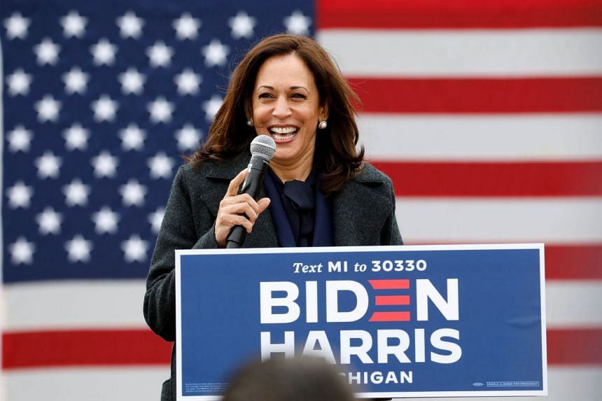 Kamala Harris America S First Woman Vice President United States News Top Stories The Straits Times