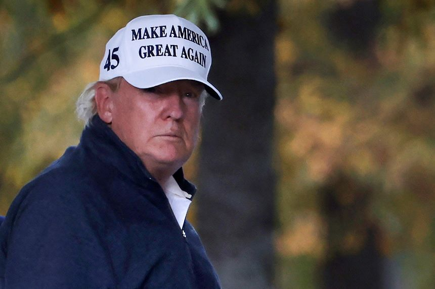 Mr Trump posts masked by warnings or amended with labels could qualify to be deleted instead.