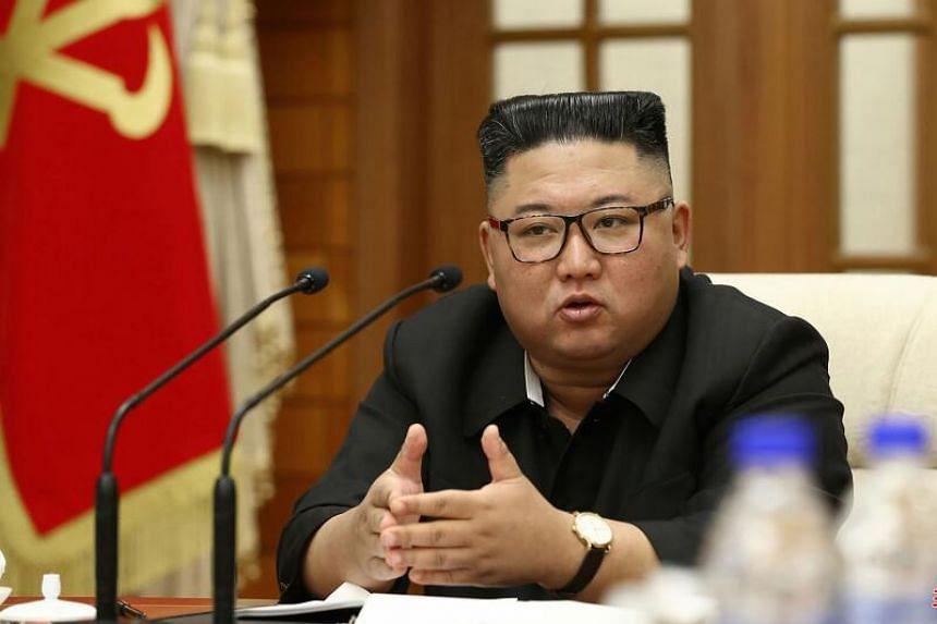 "During his election campaign rallies, Democrat Joe Biden called North Korean leader Kim Jong Un a ""dictator"" and a ""thug""."