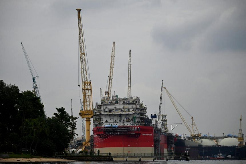 The marine and offshore sector here employs close to 77,000 workers.