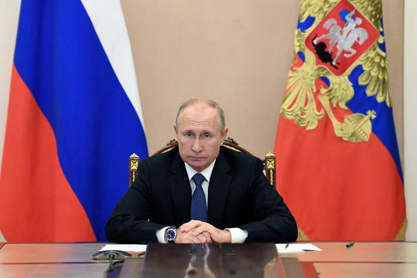 President Vladimir Putin has remained silent on the issue since Joe Biden clinched the presidency on Saturday.