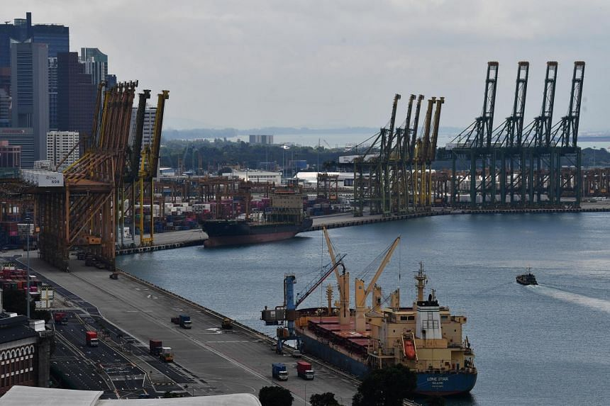 The Maritime and Port Authority said it is a testament to the Port of Singapore's efficiency and continued leadership in driving maritime innovation.