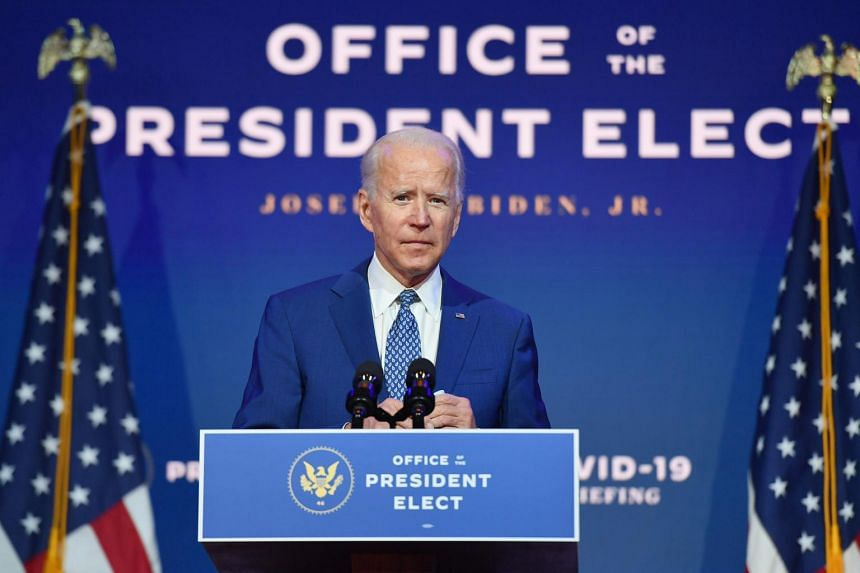 Those who have known Mr Biden for decades say they expect him to move carefully.