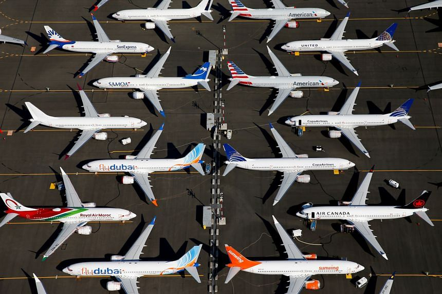 The grounding of the 737 Max has cost the US planemaker billions.