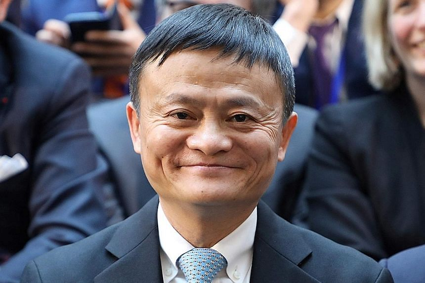 When Mr Jack Ma's fintech Ant gets its IPO back on track again, analysts expect investors to give it a much reduced valuation. PHOTOS: REUTERS, AGENCE FRANCE-PRESSE