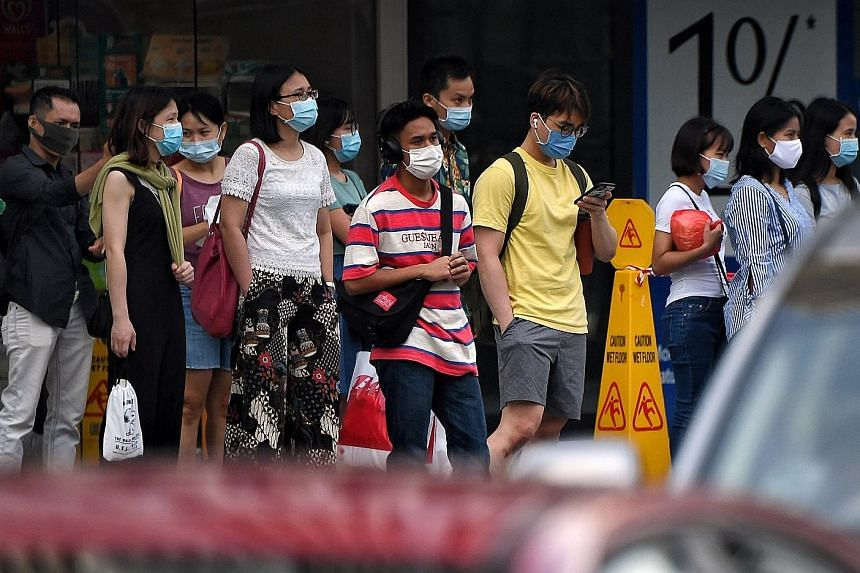 The authorities must see Singaporeans taking safe management measures seriously, said Education Minister Lawrence Wong - who is co-chair of the multi-ministry task force on Covid-19 - because if people are not responsible enough to uphold these measu