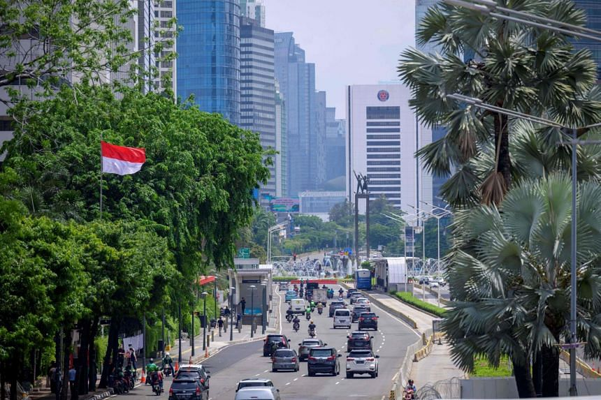 Indonesia's gross domestic product contracted for the second quarter in a row at -3.49 per cent in Q3.