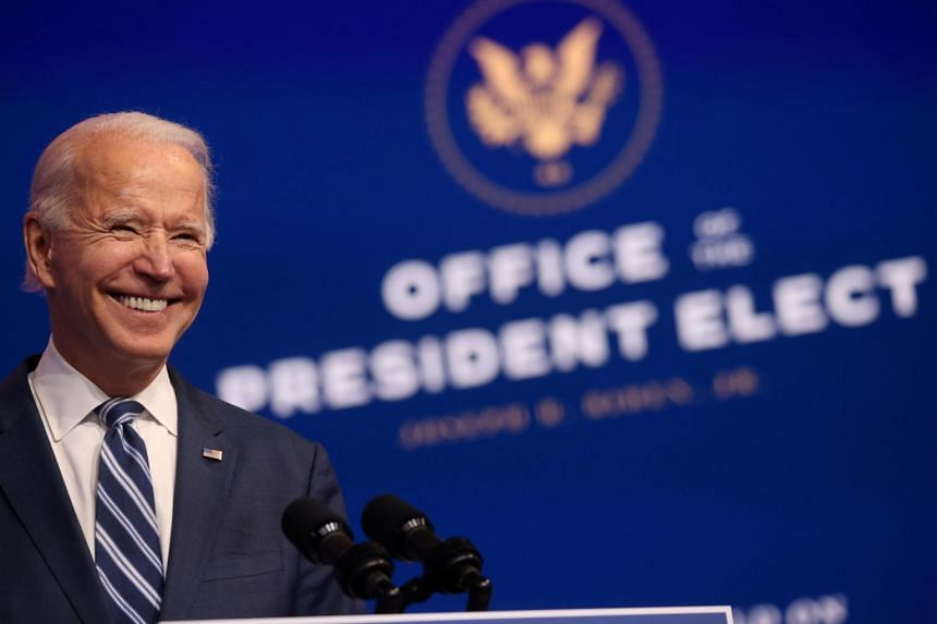 Mr Biden's preference for strengthening democratic alliances could create a more conducive environment.