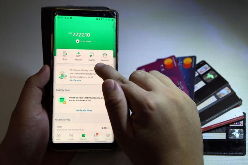 Consumers say that money transferred into their GrabPay accounts for the 11.11 sales is now stuck.