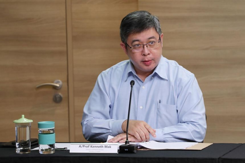 Professor Kenneth Mak said cold storage is one of the issues that the ministry and an expert committee on vaccination are working on.