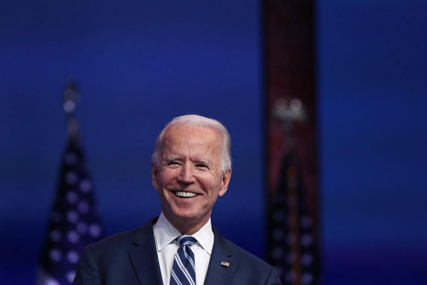About six in 10 Republicans and almost every Democrat said Joe Biden won.
