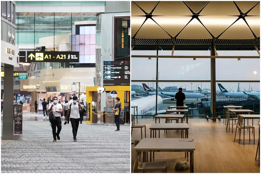 The Air Travel Bubble between Singapore and Hong Kong is set to kick off from Nov 22.