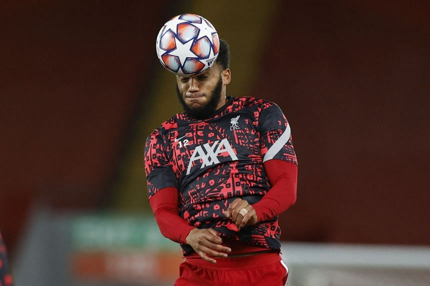 Joe Gomez injury deals another blow to Liverpool defence