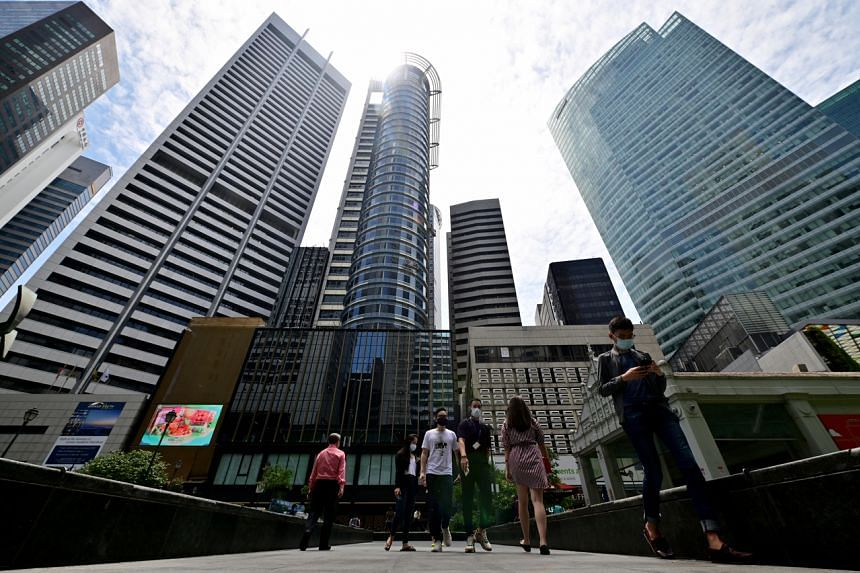 The tech sector is poised to be a large engine of growth for Singapore.