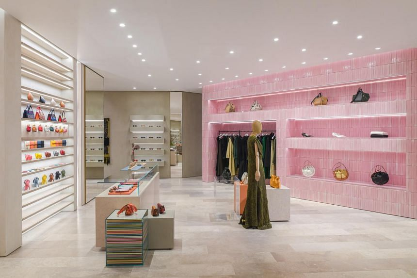 Casa Loewe is a retail space that highlights craft, with objects of interest in every corner.