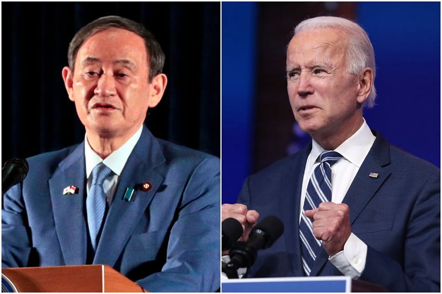 Moon holds phone talks with Biden: Cheong Wa Dae