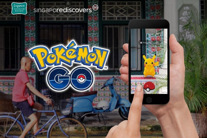 STB and Niantic's one-year partnership is part of the SingapoRediscovers campaign launched in July 2020 to support local businesses.