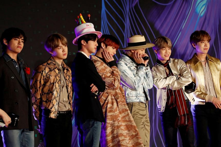 K-pop sensation BTS had been forced to call off a world tour because of the coronavirus pandemic.