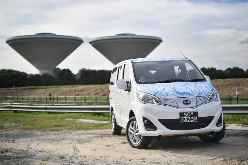 The BYD M3e is the second car available here from the Shenzhen-based manufacturer.