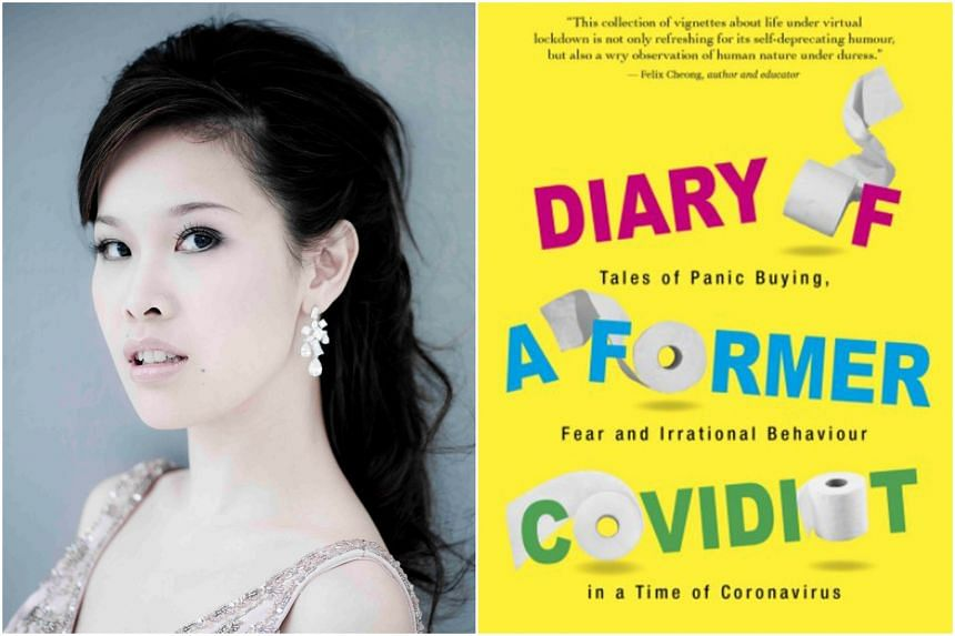 Christina The's Diary Of A Former Covidiot are stories based on real incidents though exaggerated for comic effect.