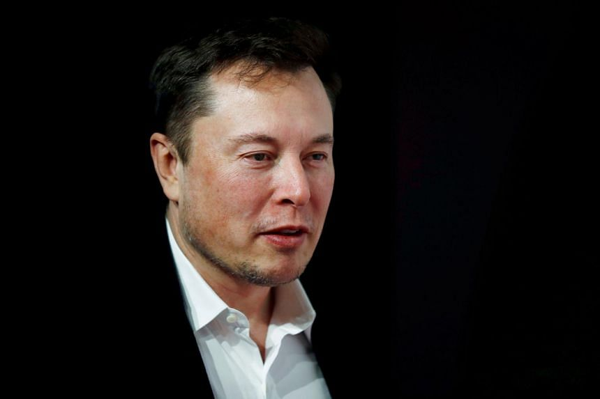 Tesla founder Elon Musk said he had taken four Covid-19 tests and two had come back positive.